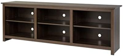 Amazon Com Sauder 409795 Shoal Creek Panel Tv Stand For 42