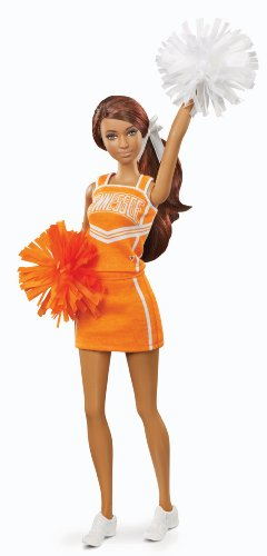 Barbie Collector University of Tennessee African-American Doll