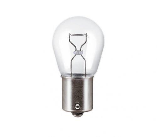 Ampoule à incandescence P21W 12V 21W BA15S Feu stop moto voiture