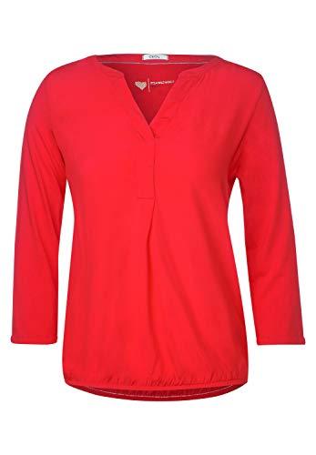 Cecil Damen Shirt im Tunika-Style Pumpkin orange M