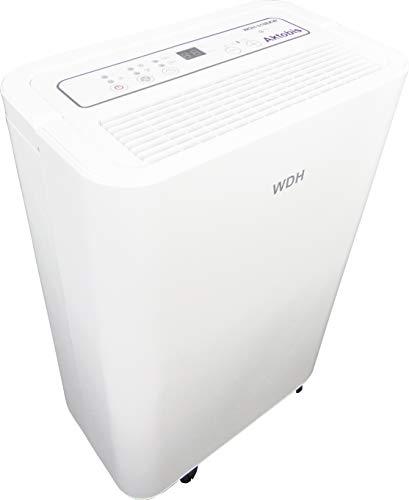 WDH WDH-310EKW - Deshumidificador (hasta 12 L/T, digital, WLAN)
