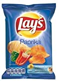 Lay's patatine di paprika 40 gr 20x | Peso totale 800 gr