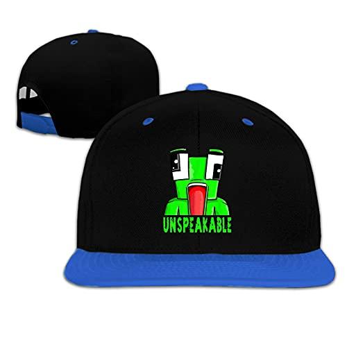 HomeMats Gorra de béisbol Niño Niña Niños Roblox Verano Sombrero de Protección Niño Niños Sombrero Deporte