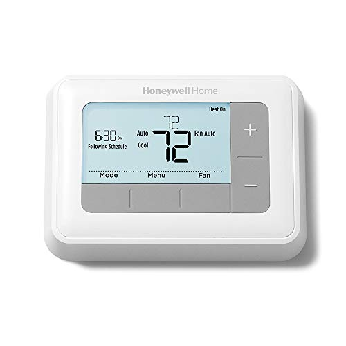 Honeywell Home RTH7560E 7-Day Flexible Programmable Thermostat-Extra-Large Backlit Display