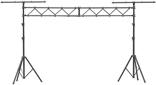 MR DJ LS500 8FT Portable PRO Audio PA DJ Light Lighting Stage Fixture Truss Stand with T Bar product image