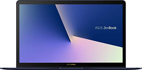 ASUS UX490UA-BE055T - Ordenador Portátil de 14.0' Full HD (Intel Core i5-7200U, 8 GB RAM, 256 GB SSD, Intel HD Graphics 620, Windows 10 Home) Metal Azul - Teclado QWERTY Español