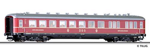 Tillig Speisewagen DB -Schürzenwagen EP. III