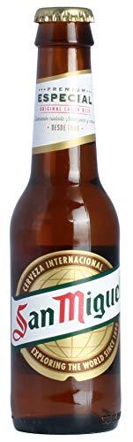 San Miguel - Especial Spanisches Premium Lager Bier 5,4% vol - 0,2l inkl. Pfand