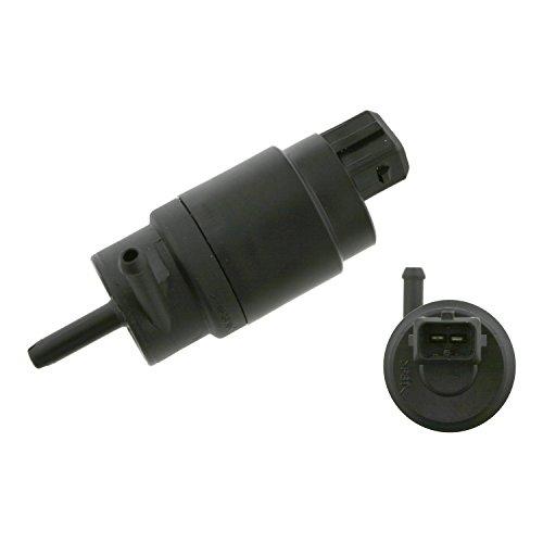 Preisvergleich Produktbild febi bilstein 24068 Waschwasserpumpe / Wischwasserpumpe für Scheibenreinigungsanlage ,  24 Volt,  1 Stück