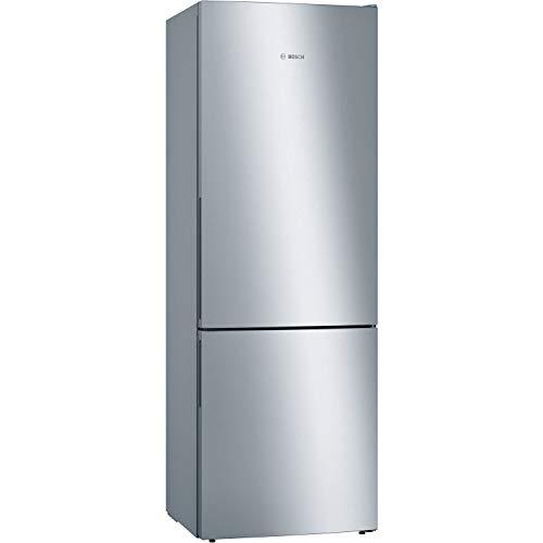 Bosch KGE49AICAG Serie 6 Freestanding Fridge Freezer with VitaFresh, 201cm Low Frost, 419L capacity,...