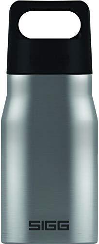 SIGG Unisex – vuxen Explorer rostfritt stål drickflaska, 0,55 Brushed 0.55