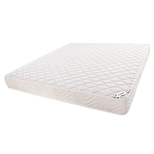 Amazon Brand - Solimo 6-inch Queen Size Pocket Spring Mattress (72x60x6 Inches)