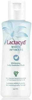 LACTACYD WHITE INTIMATE WHITENING DAILY FEMININE WASH HYPOALLERGENIC 150 ML.