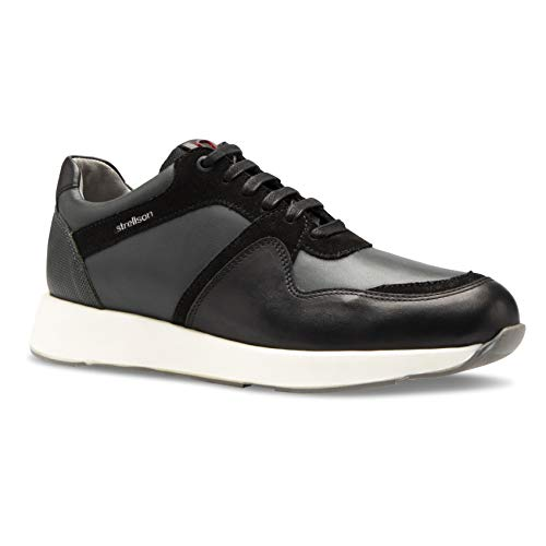 Strellson Herren Trial LFU 2 Sneaker, Schwarz (Black 900), 41 EU