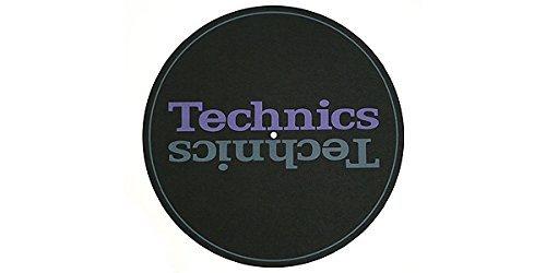 Disco Tappetino di Gomma Technics RGS0005Z per Giradischi Consolle Vinile DJ Panasonic Technics SL1200 DJ