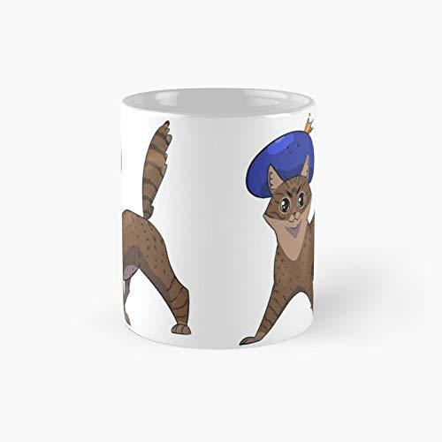 Boyous Classic Mug Birth-day Holi-day Gift Drink Home Kitchen