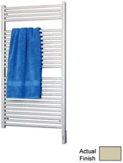 Runtal RTRED-2924-R001 Radia Electric Towel Radiator Direct Wire 29-in H x 24-in W Almond