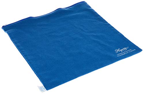 Hagerty 19500 15-by-15-inch Zippered Holloware Bag, Blue
