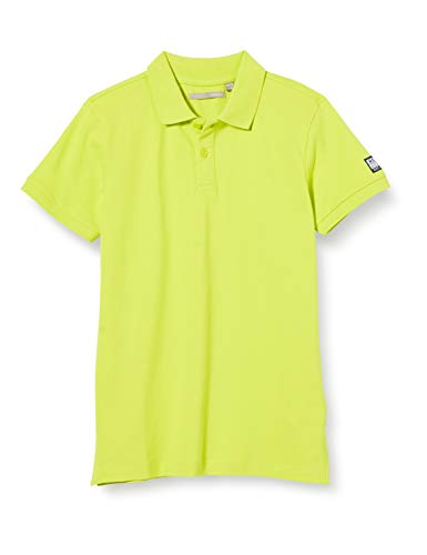 Mexx Jungen 951339 Poloshirt, Grün (Evening Primrose 130651), 164 (Herstellergröße: 158-164)