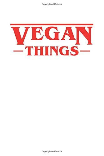 Vegan Things: Stranger Things Vegan White Things Composition