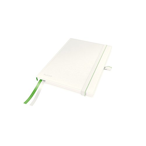LEITZ Taccuino Complete  A5 righe  - Bianco - 44780001
