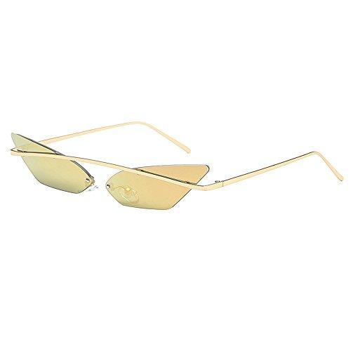 Occhiali da Sole Moda 2020 Occhiali da Sole Uomo E Donna In Metallo Montature per Occhiali Personalizzate Tendenza Steampunk Occhiali Unisex Vintage Fiamma Specchio Strani Retro Protezione UV400