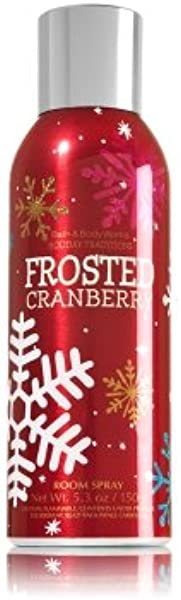 Bath Body Works Frosted Cranberry Room Spray 5 3 Oz