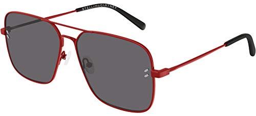 Stella McCartney Gafas de Sol SC0199S Red/Grey 59/14/145 unisex