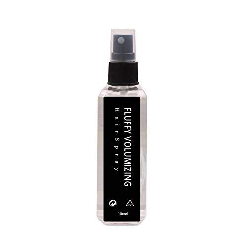 Heshengwan Fluffy Volumizing Hair Spray, 30 / 100ML Pump Hair Extra-Volume Magic Spray Lang anhaltendes helles, Nicht klebriges Volumizer Root Lifter Haarspray DIY Frisur für alle Haartypen