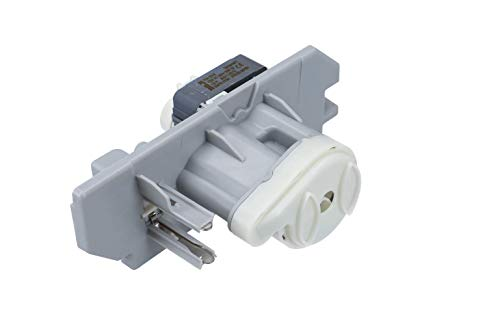 DL-pro Kondenswasserpumpe passend für Bosch Siemens Neff Constructa Balay 146123 00146123 wie ebmpapst P24-2518 Pumpe Wasserpumpe für Trockner Wärmepumpentrockner Kondenstrockner