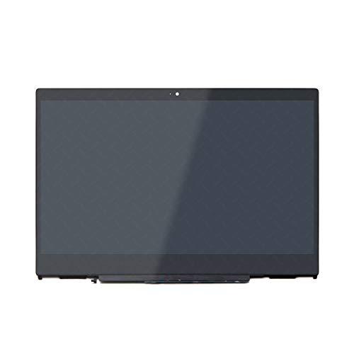 FTDLCD 14 Inch para HP Pavilion X360 14-CD 14m-CD Series HD FHD LED LCD Pantanlla Táctil Digitalizador Asamblea Reemplazo de Portátil Computadora N140BGA-EA4 (Resolution 1920x1080)