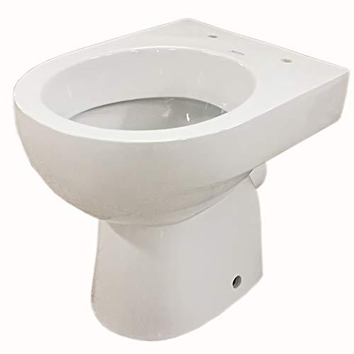 Keramag Stand-Tiefspül-WC Renova Nr. 1, Abgang waagerecht, weiß, 213010000