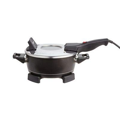 Standard Remoska Electric Table Top Cooker with Glass Lid 2L