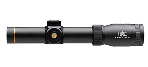 Leupold VX-R Hog 1.25-4x20mm Riflescope, FireDot...