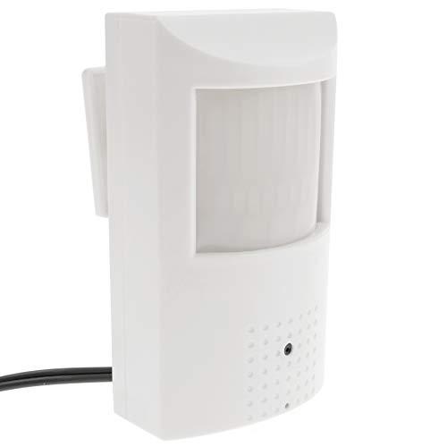 Cablematic - Cámara de vídeo CCD camuflada en detector volumétrico para CCTV