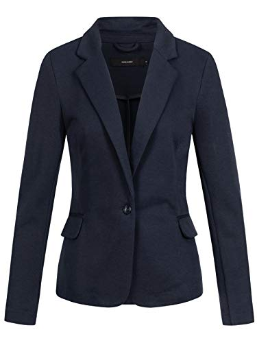 VERO MODA Female Blazer Jersey 42Total Eclipse