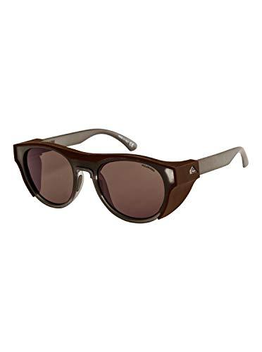 Quiksilver - Gafas de Sol - Hombre - One Size - Gris