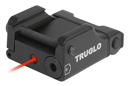 TRUGLO MicroTAC Handgun Micro Red Laser Sight One Size TG7630R