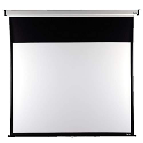 Hama Rollo-Projektionswand, 180 x 160 cm, 4:3
