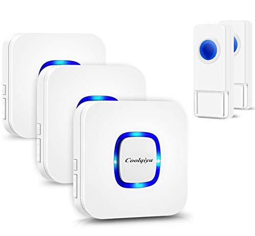 Coolqiya Wireless Doorbell