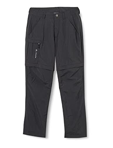 VAUDE Herren Hose Men\'s Farley ZO Pants V, black, 52-Long, 42172