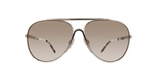 Swarovski Sonnenbrille SK0138-33G-59 Aviator Sonnenbrille 59, Gold
