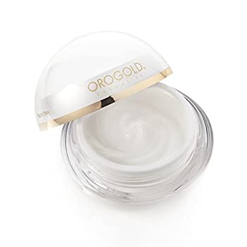 24K Orogold Luxe Day Cream - Anti-Aging Gold Flecked Multivitamin Facial Cream - Day Moisturizer Suited To All Skin Textures