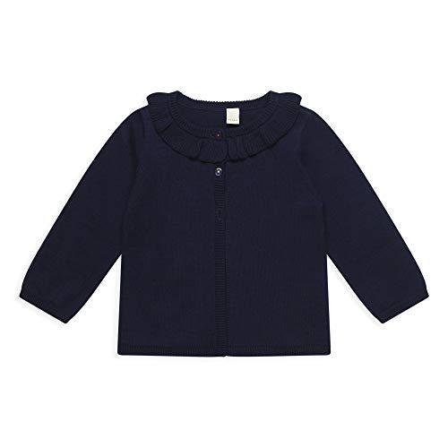 ESPRIT KIDS baby-meisjes gebreid vest RQ1801102 SWEATER CARDIGA