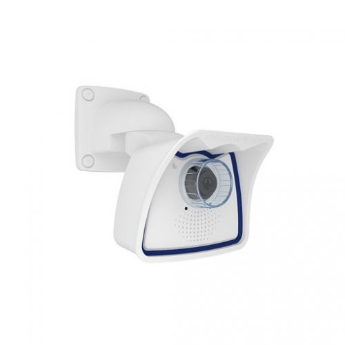 Mobotix MX-M25-D016 Ip-Outdoorkamera Tag Farbe 6Mp Videoüberwachungssystem schwarz/weiß