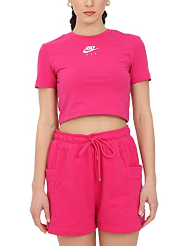 Nike Camiseta de mujer fucsia CZ8632 615, fucsia, XS