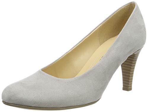 Gabor Shoes Damen Basic Pumps, Grau (Light Grey 49), 39 EU