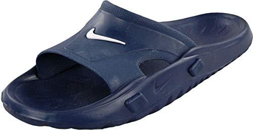 Nike GETASANDAL (810013-411) Midnight/White Navy - Chanclas unisex Azul Size: 37.5 EU