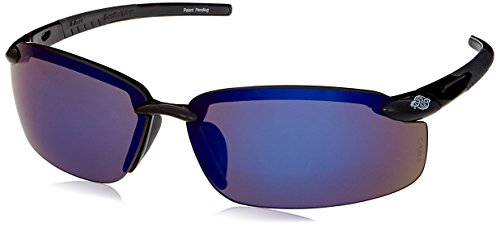 Crossfire 2968 Safety Glasses, Multicolor