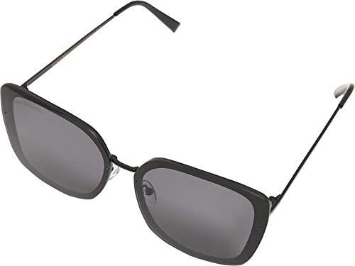 Urban Classics Unisex Sunglasses December UC Sonnenbrille, Black, one size